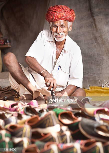 Fazer sapatos