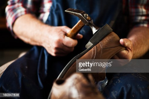 Making shoes