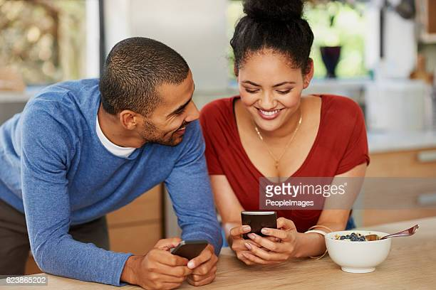 Making smart technology work in their marriage