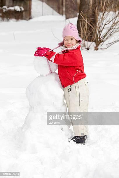 Machen Schneemann