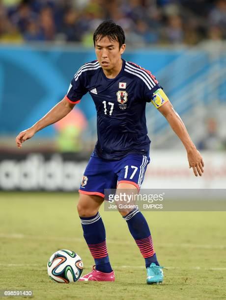 Makoto Hasebe Japan