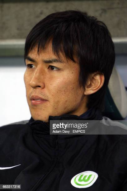 Makoto Hasebe Wolfsburg