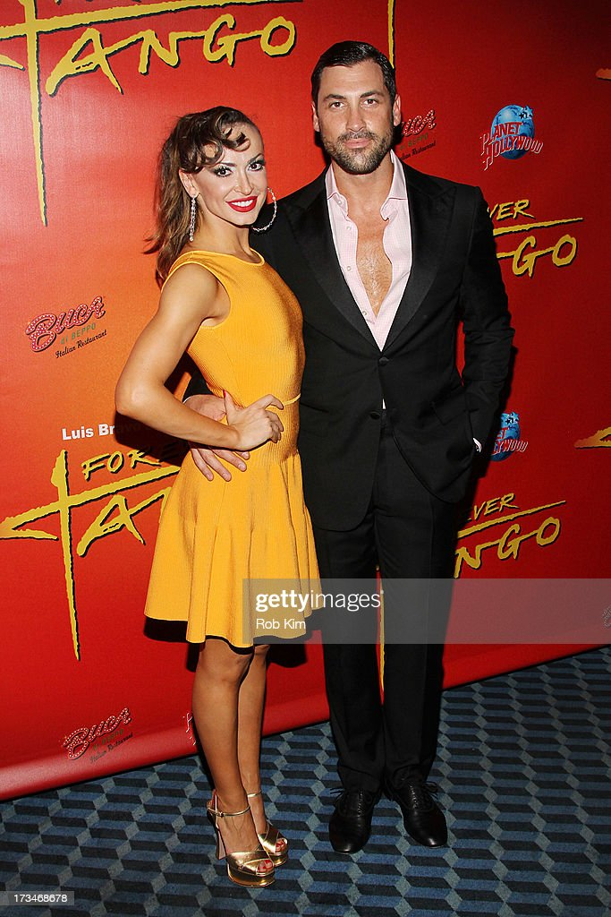"""Forever Tango"" Broadway Opening Night - After Party"