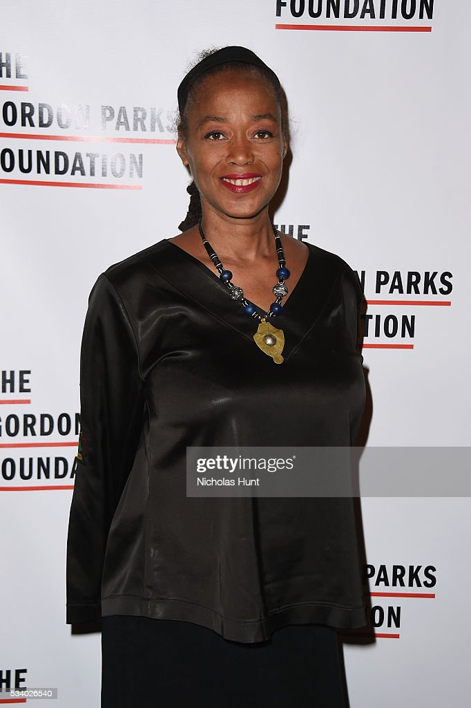 <a gi-track='captionPersonalityLinkClicked' href=/galleries/search?phrase=Malaak+Shabazz&family=editorial&specificpeople=1137741 ng-click='$event.stopPropagation()'>Malaak Shabazz</a> attends the 2016 Gordon Parks Foundation awards dinner at Cipriani 42nd Street on May 24, 2016 in New York City.