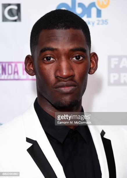 Malachi Kirby attends the Screen Nation Film Television Awards at Park Plaza Riverbank Hotel on May 7 2017 in London England