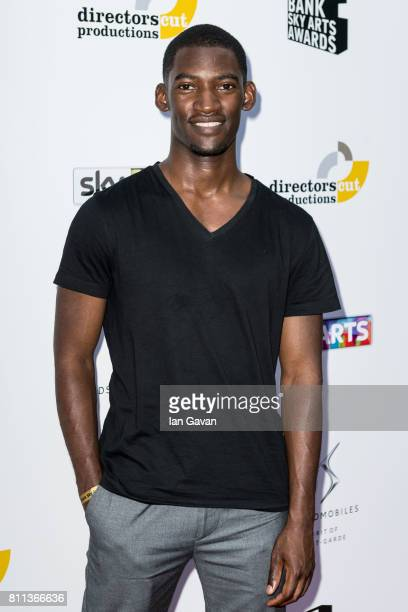 Malachi Kirby attends The Southbank Sky Arts Awards 2017 at The Savoy Hotel on July 9 2017 in London England