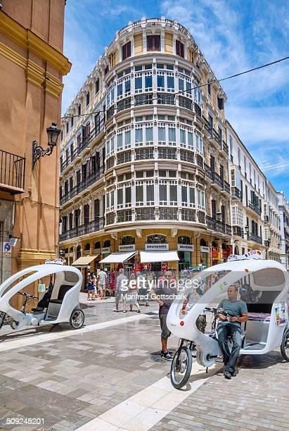 Malaga pedicaps