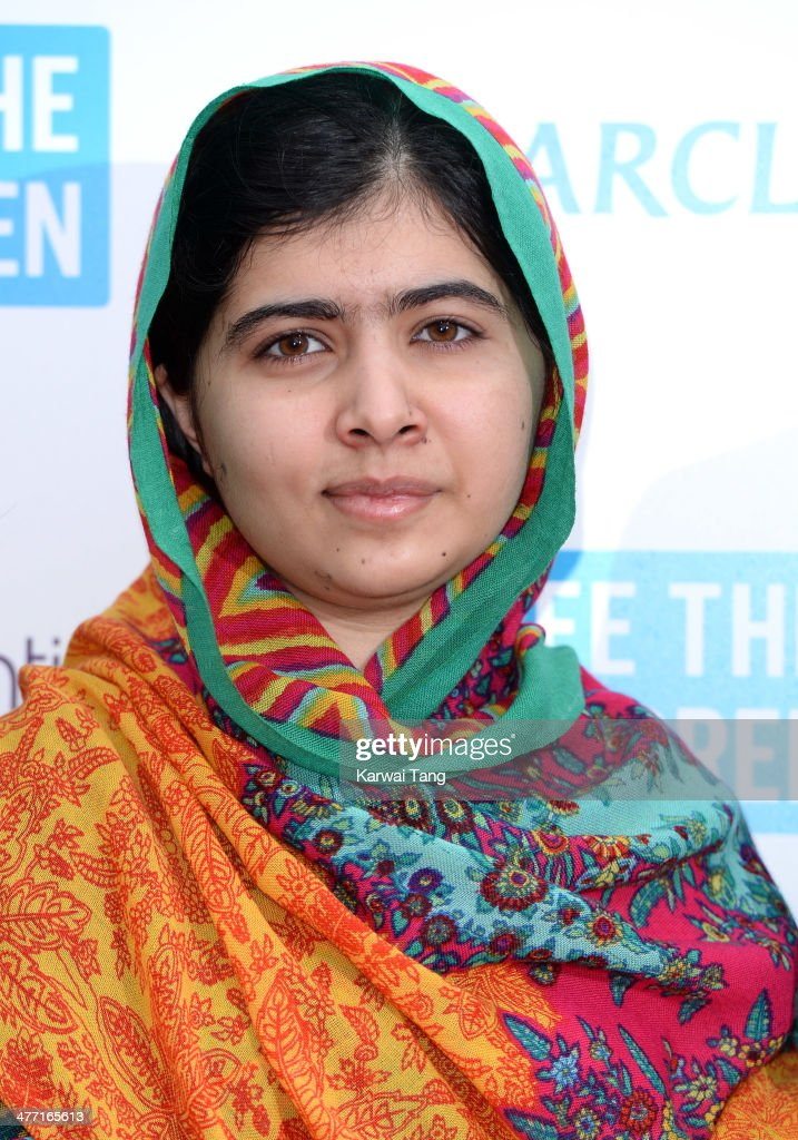 <a gi-track='captionPersonalityLinkClicked' href=/galleries/search?phrase=Malala+Yousafzai&family=editorial&specificpeople=5849423 ng-click='$event.stopPropagation()'>Malala Yousafzai</a> attends We Day UK, a charity event to bring young people together at Wembley Arena on March 7, 2014 in London, England.