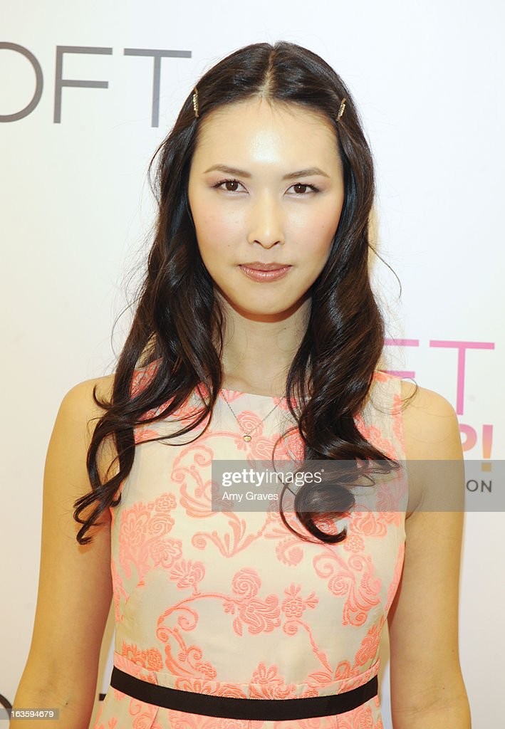 Malana Lea attends the LOFT Pop-Up On Robertson event on March 12, 2013 in Los Angeles, California.