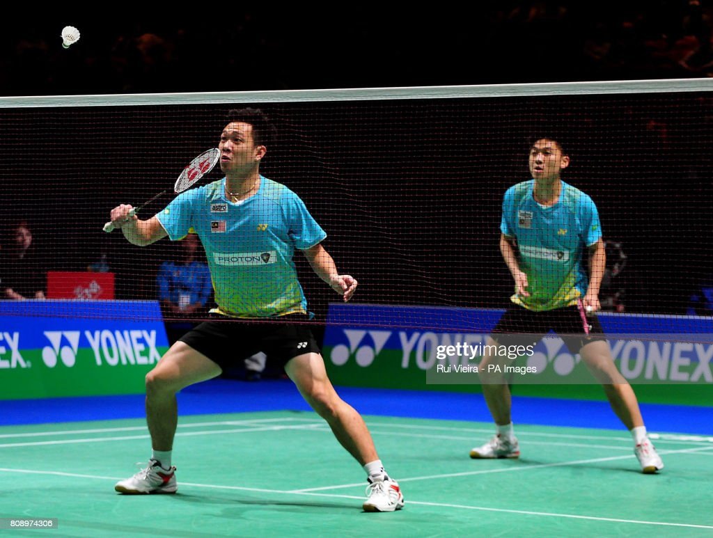 Badminton Yonex All England Championships Day Four National