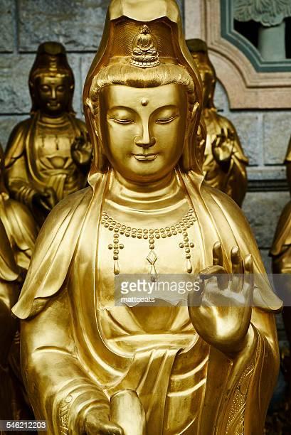 Malaysia, Golden Buddha of Kek Lok Si