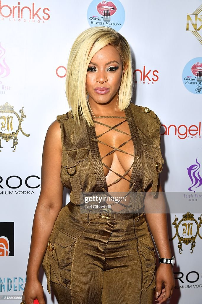 Angel Brinks Fashion 5 Year Anniversary Celebration Getty Images