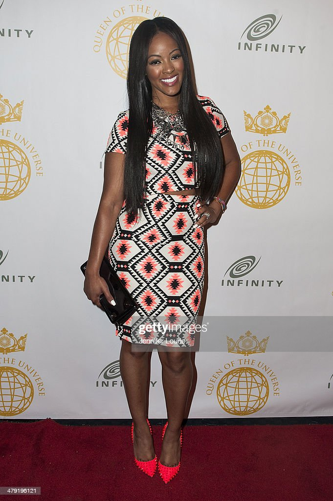 <a gi-track='captionPersonalityLinkClicked' href=/galleries/search?phrase=Malaysia+Pargo&family=editorial&specificpeople=8019167 ng-click='$event.stopPropagation()'>Malaysia Pargo</a> attends the Queen Of The Universe International Beauty Pageant hosted at the Saban Theatre on March 16, 2014 in Beverly Hills, California.