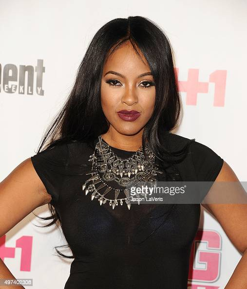 Malaysia Pargo attends the VH1 Big In 2015 with Entertainment Weekly Awards at Pacific Design Center on November 15 2015 in West Hollywood California