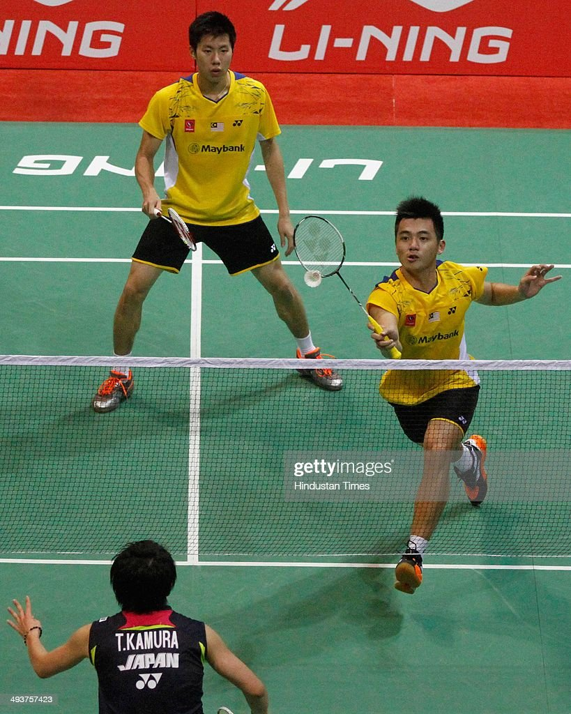 Thomas & Uber Cup 2014 s and