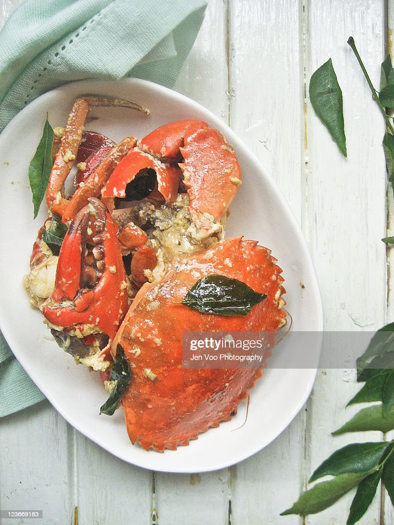Malaysian Butter Crabs