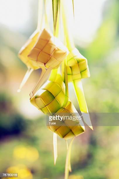 Malaysian Ketupats for Hari Raya