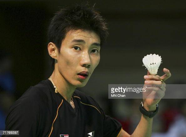 Chen Hong Badminton Player Stock Photos and Pictures ...