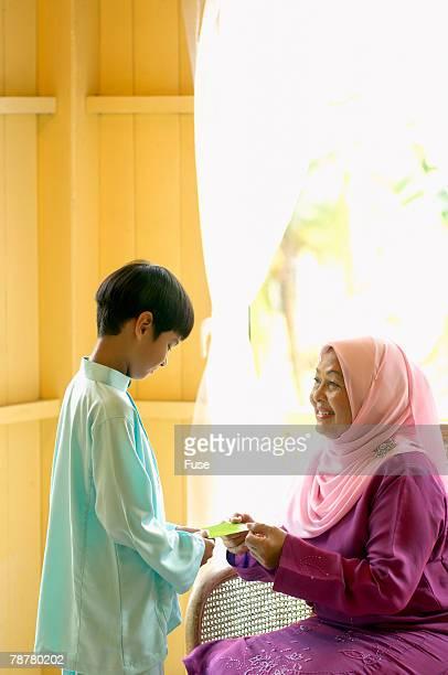 Malaysian Selamat Hari Raya Cards