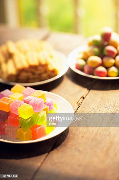 Malaysian Sweets for Hari Raya