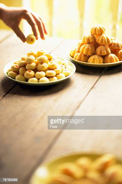 Malaysian Sweets for Hari Raya