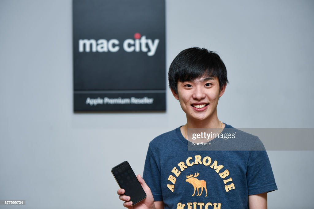 iPhone X launch in Malaysia
