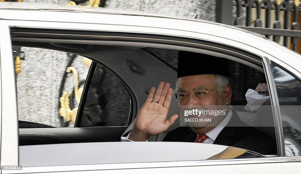 Image result for Prime Minister Najib is on his way out