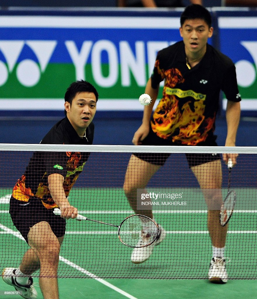 Malaysia s Koo Kien Keat L and Tan Boo