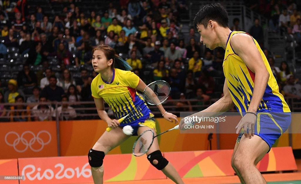 Badminton - Olympics: Day 6
