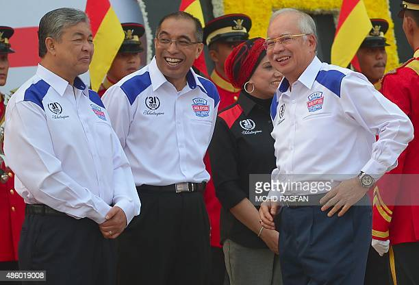 Image result for Corrupt Najib Razak and Zahid Hamidi