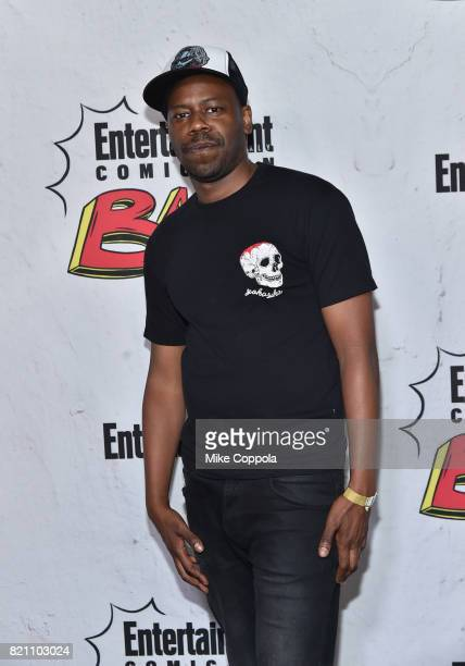 Malcolm Barrett at Entertainment Weekly's annual ComicCon party in celebration of ComicCon 2017 at Float at Hard Rock Hotel San Diego on July 22 2017...