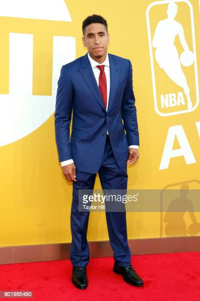 Malcolm Brogdon attends the 2017 NBA Awards at Basketball City Pier 36 South Street on June 26 2017 in New York City
