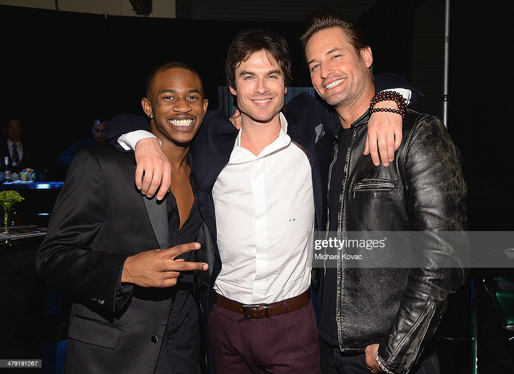 Malcolm David Kelley, Ian Somerhalder, and Josh Holloway attend The Paley Center For Media's PaleyFest 2014 Honoring 'Lost: 10th Anniversary Reunion' at Dolby Theatre on March 16, 2014 in Hollywood, California.