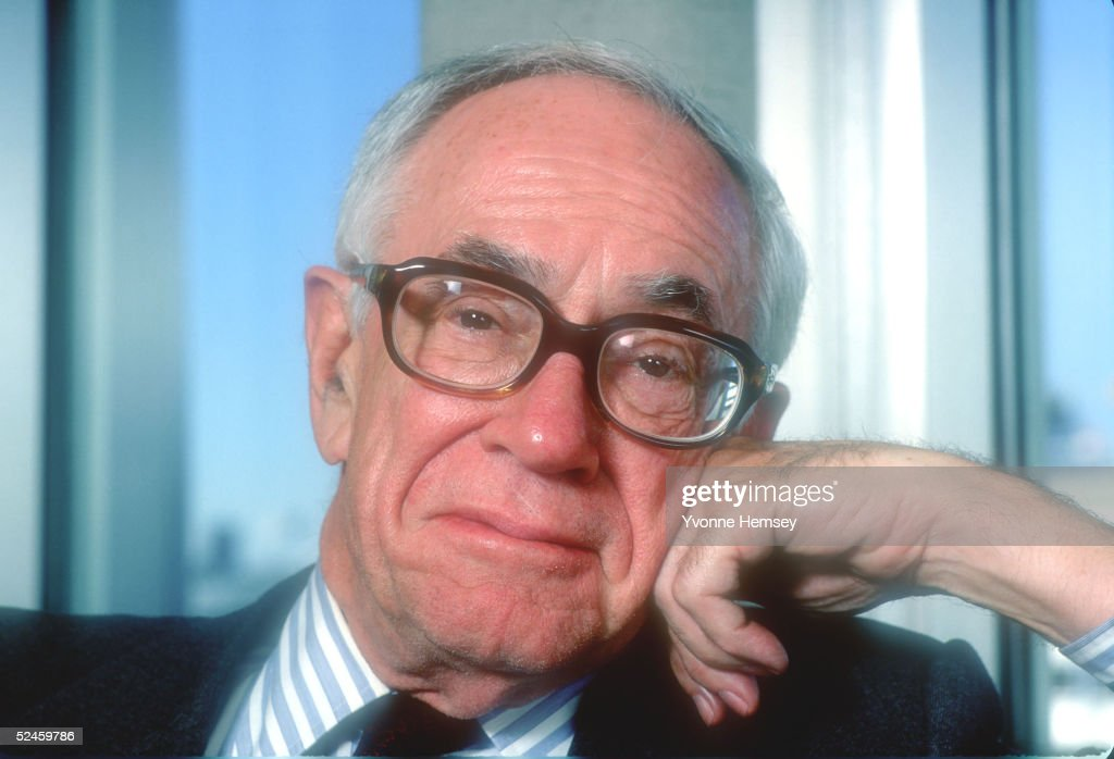 Malcolm Forbes poses for a photograph October 8, 1981 aboard his yacht 'The Highlander' docked in New York City.