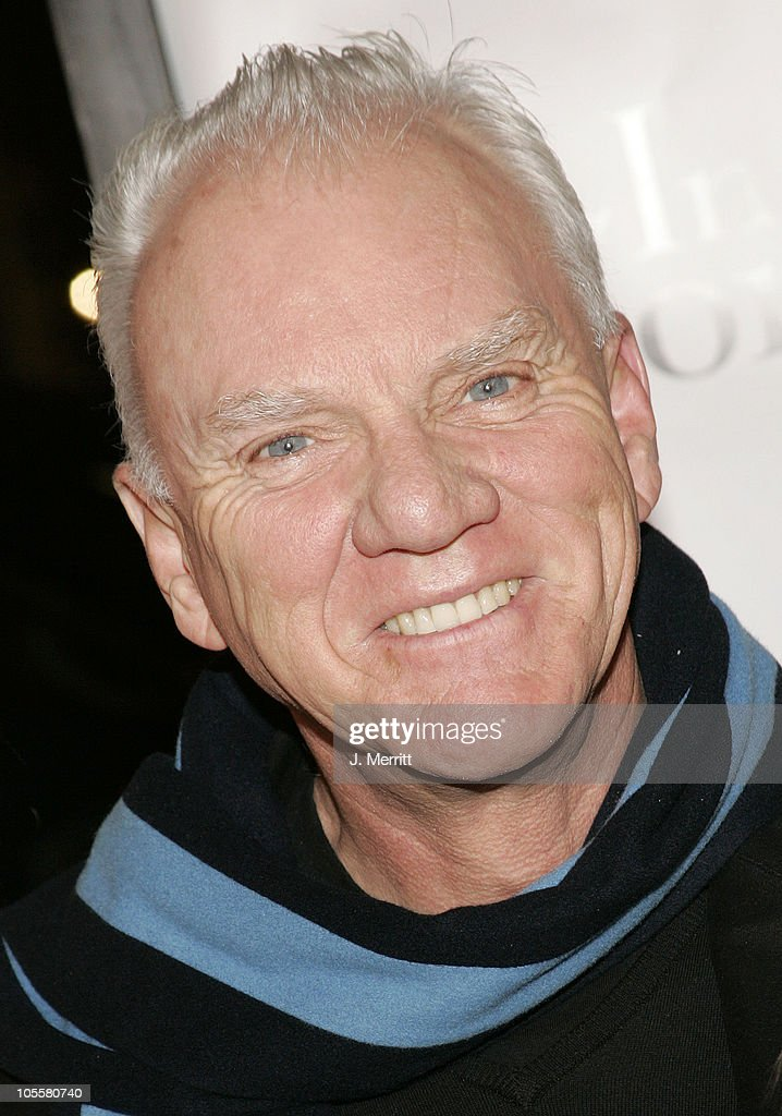 Malcolm McDowell during 'In Good Company' World Premiere - Arrivals at Grauman's Chinese Theater in Hollywood, California, United States.
