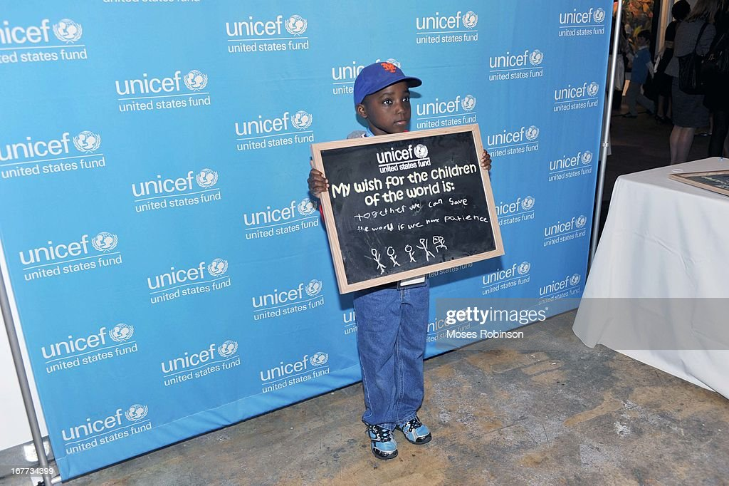 Malcolm Robinson attends The UNICEF Experience at Mason Murer Fine Art Gallery on April 28, 2013 in Atlanta, Georgia.