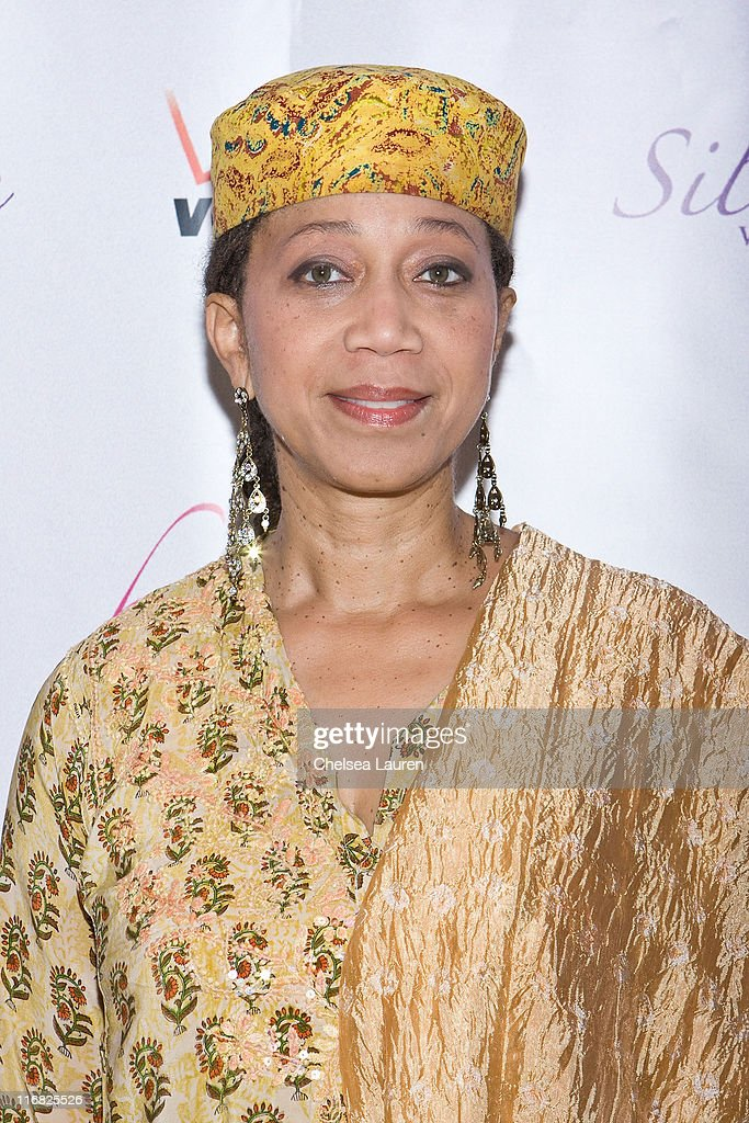 Malcolm X's daughter Ambassador Atallah Shabazz arrives at the 2009 Jenesse Silver Rose Gala & Auction at the Beverly Hills Hotel on April 19, 2009 in Beverly Hills, California.