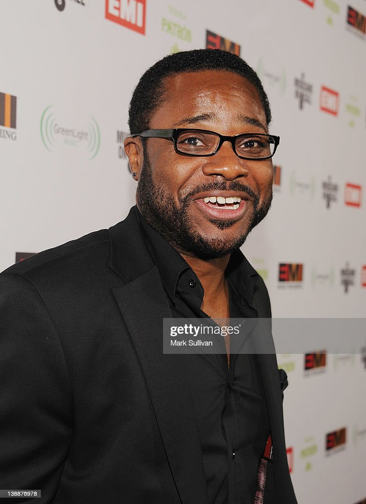 <a gi-track='captionPersonalityLinkClicked' href=/galleries/search?phrase=Malcolm-Jamal+Warner&family=editorial&specificpeople=210531 ng-click='$event.stopPropagation()'>Malcolm-Jamal Warner</a> attends the EMI Post-GRAMMY Party held at The Capitol Tower at Capitol Records Tower on February 12, 2012 in Los Angeles, California.