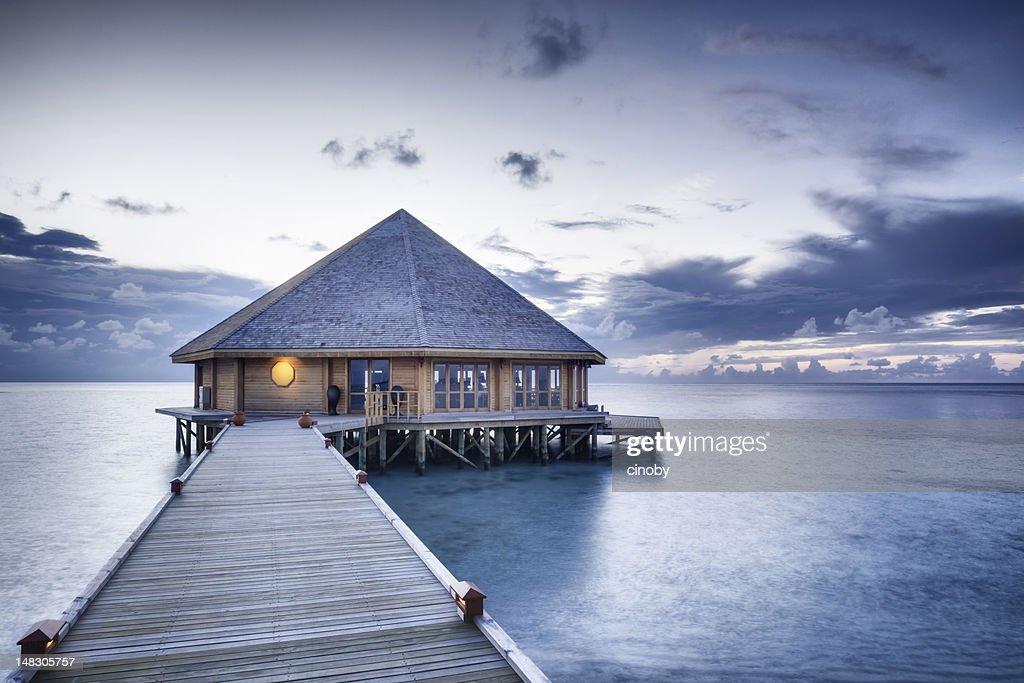 Maldives at Dawn
