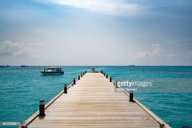 Maldives Jetty