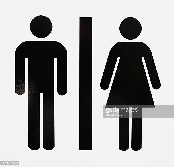 Male and female sign.