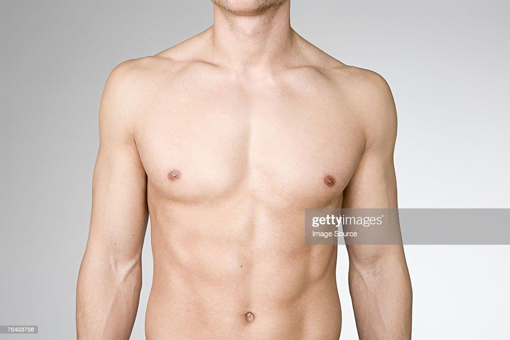 Male body : Stock Photo