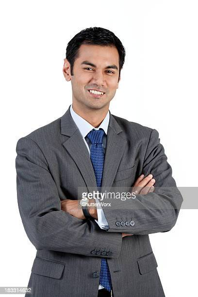 Male Business Professional