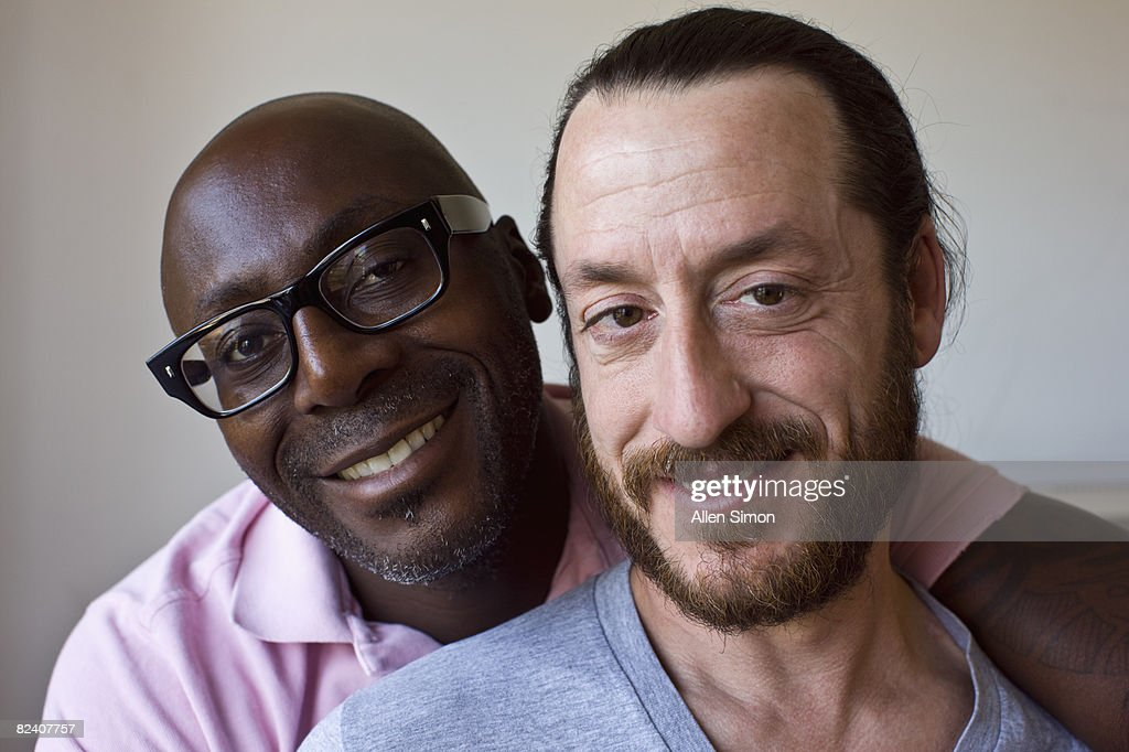 Male couple : Stock Photo