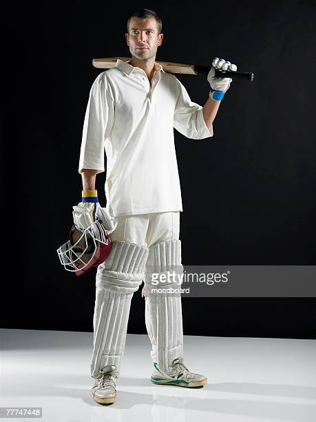 Male Cricket Player