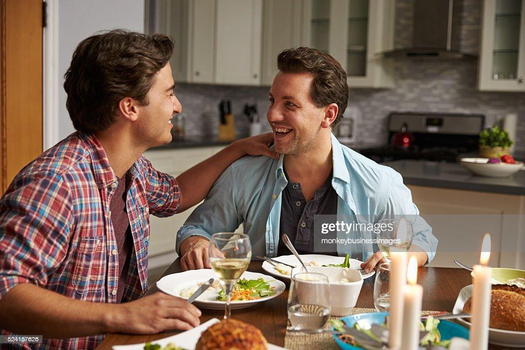 Cena Romantica Gay