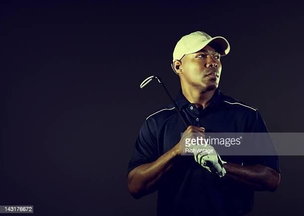 雄ゴルファー