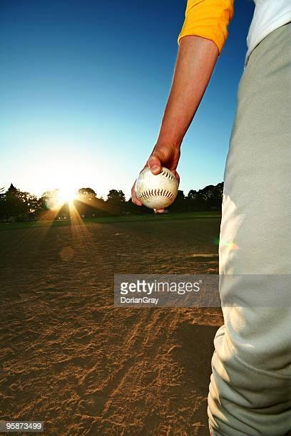 Lanceur de baseball