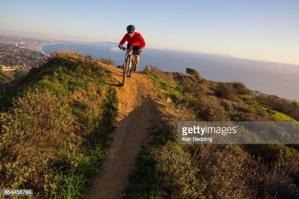 Male Mt. Biker