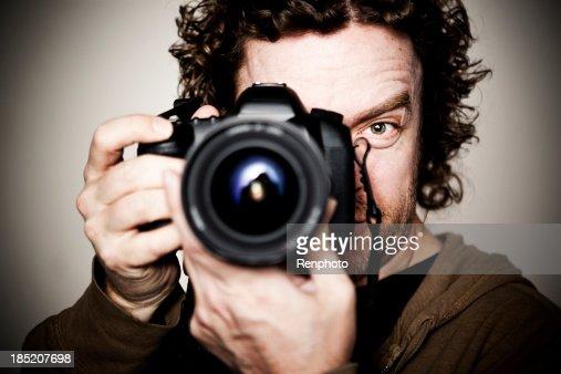 Male Photographer Portrait